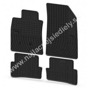 Gumené rohože pre RENAULT CLIO II, 0757