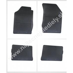Gumené rohože pre RENAULT THALIA II, 0757
