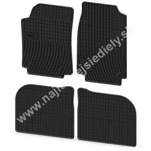 Gumené rohože pre AUDI A6 (C4), 0731