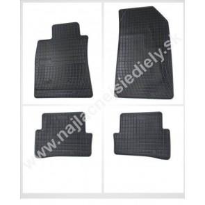 Gumené rohože pre VW TOUAREG II, 0407