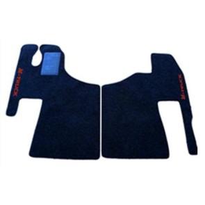 Textilné koberce pre MP II od 2004, MP III od 2008, CL