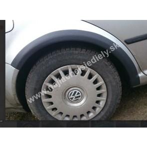 Plastové lemy pre VW GOLF IV 3-DVER. HATCHBACK 1997-2003