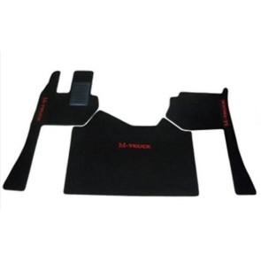 Textilné koberce pre MP IV od 2011 odpužené sedadlo