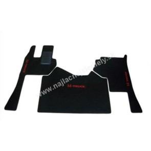 Textilné koberce pre MP IV od 2011 široká kabína
