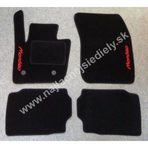 Textilné koberce pre FORD MONDEO V S PODTLAČOU