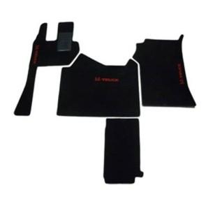 Textilné koberce pre MP IV od 2011, široká kabína CLAS