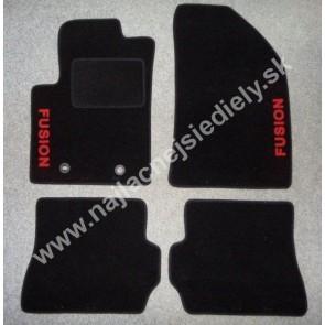Textilné koberce pre FORD FUSION S PODTLAČOU 06-09