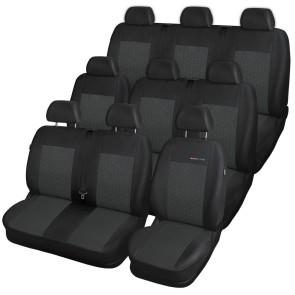 Autopoťahy pre RENAULT Trafic III BUS 9os, (nedelené sedadlo spolujazdca) 2014-, 651-P1