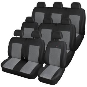 Autopoťahy pre OPEL VVARO II BUS 9os, (nedelené sedadlo spolujazdca) 651-P2