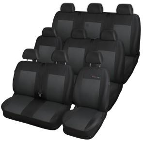 Autopoťahy pre OPEL VIVARO II BUS 9os, (nedelené sedadlo spolujazdca) 651-P3