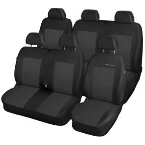 Autopoťahy pre VW T-5,(6 osôb) 137-P1