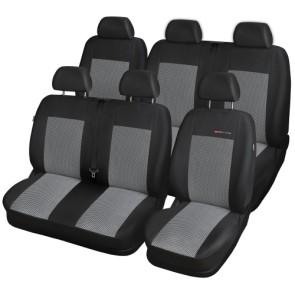 Autopoťahy pre VW T-5,(6 osôb) 137-P2