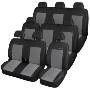 Autopoťahy pre FIAT SCUDO II (8- osôb) 2007-2016, 433-P2