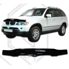Kryty prednej kapoty pre BMW X5 E53 facelift 2004-2007