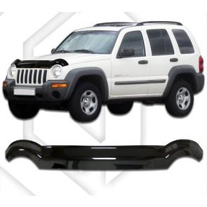 Kryty prednej kapoty pre JEEP Jeep Cherokee 2001-2008