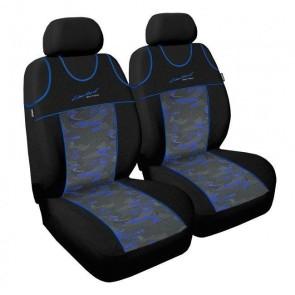 Autotričká Limited, modré, predné 2ks