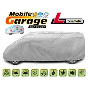 Plachta na auto MOBILE GARAGE L520 van Mercedes Viano 2003-2014 D. 520-530 cm