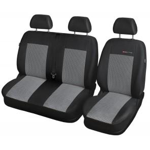 Autopoťahy pre VW T-6, PREDNÉ 640-P2 2+1