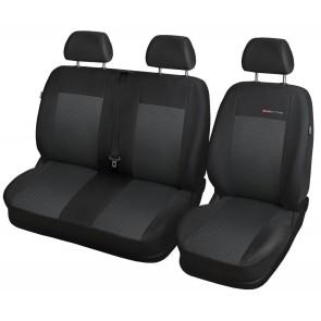 Autopoťahy pre VW T-6, PREDNÉ 640-P3 2+1
