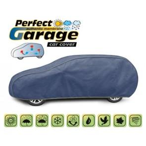 Mäkká membránová ochranná Plachta na celé auto PERFECT GARAGE hatchback/kombi Alfa Romeo 156 Sportwagon d. 455-485 cm