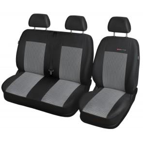 Autopoťahy pre FIAT Scudo II (2+1), 460-P2