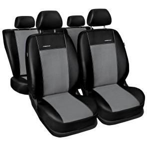 Autopoťahy pre CITROEN C4 II (tvarované sedačky), 2010-, SIVÉ 690