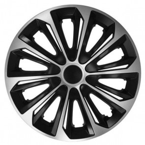 "Puklice pre MERCEDES 16"", STRONG DUOCOLOR, 4ks"