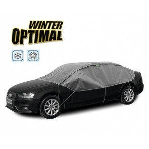 Ochranná Plachta WINTER OPTIMAL na sklá a strechu auta Alfa Romeo 156 sedan d. 280-310 cm