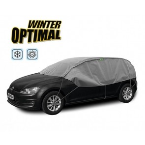 Ochranná Plachta WINTER OPTIMAL na sklá a strechu auta BMW řada 1 hatchback d. 275-295 cm